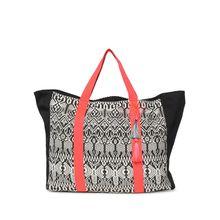 Chiemsee Strandtasche in schwarz für Damen