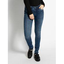 Mishumo Slim Jeans in blau für Damen