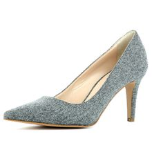 EVITA Damen Pumps JESSICA Klassische Pumps grau Damen