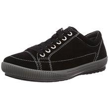 Legero TANARO 400820, Damen Sneakers, Schwarz (SCHWARZ 00), 40 EU (6.5 Damen UK)