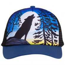 Sunday Afternoons - Kids Northwest Trucker Cap - Cap Gr One Size grau/türkis;lila/blau