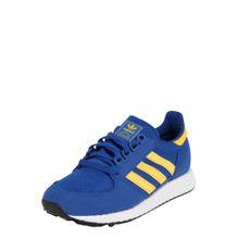 ADIDAS ORIGINALS Sneaker 'Forest Grove J' blau / gelb