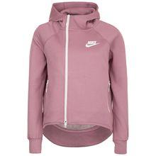 Nike Sportswear Tech Fleece Kapuzenjacke Damen altrosa Damen