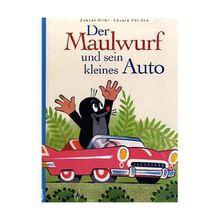 Buch - Der Maulwurf und sein kleines Auto