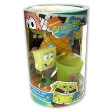 SpongeBob Pflege Gesichtspflege Zahnbürstenset 1 Stk.
