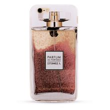 Iphoria Liquid Case Parfum au Portable Pink Glitter für Iphone 6/6s