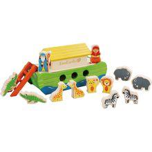 EverEarth® Holzspielzeug, »Kleine Arche Noah«