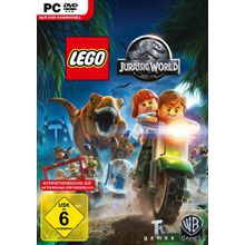 LEGO Jurassic World PC, Software Pyramide