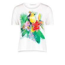 Betty Barclay Basic-Shirt mit Print mehrfarbig Damen