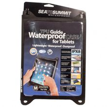 Sea to Summit - TPU Waterproof Case for Tablets - Notebooktasche Gr L;S schwarz/grau