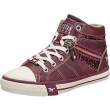 Sneakers High  bordeaux Mädchen Kinder