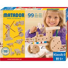 Matador Klassic Nr.0, 99 Teile