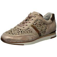 Gabor Shoes Damen Fashion Sneaker, Beige (Rame/Skin (Strass) 64), 38 EU