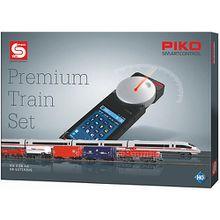 PIKO SmartControl Premium Train Set - ICE3 & G1206+ Loksound