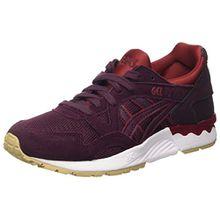 Asics Unisex-Erwachsene Gel-Lyte V Sneaker, Rot (Rioja Red/Rioja Red), 47 EU