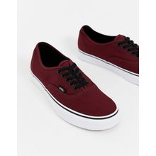 Vans Authentic – Burgunderrote Sneaker