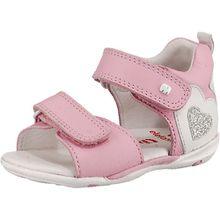 Baby Sandalen IRMA , Weite M rosa Mädchen Kleinkinder