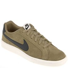 NIKE Sneaker - COURT ROYALE SUEDE  olive