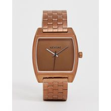 Nixon - A1245 Time Tracker - Kupferfarbene Armbanduhr - Kupfer
