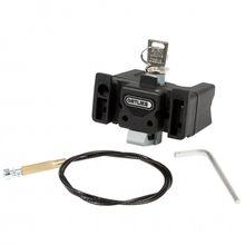 Ortlieb - Handlebar Mounting-Set schwarz/grau