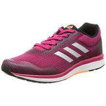 adidas Mana Bounce 2 Sneaker, bold pink/silver met./glow orange s14, 42 EU
