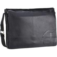Strellson Notebooktasche / Tablet Jones Messenger MHF Black