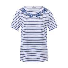 Peter Hahn Shirt royalblau / weiß