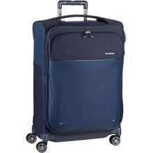 Samsonite Trolley + Koffer B-Lite Icon Spinner 63 exp Dark Blue (55 Liter)