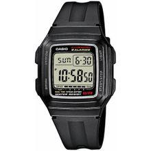 CASIO Chronograph schwarz