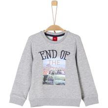 s.Oliver Sweatshirt - End of the road