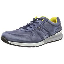 Ecco CS14 Men's, Herren Sneakers, Blau (True NAVY02048, Gr. 44 EU (9 ½ - 10 UK)