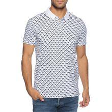 Tom Tailor Poloshirt in weiss für Herren