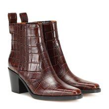 Ankle Boots Callie aus Leder