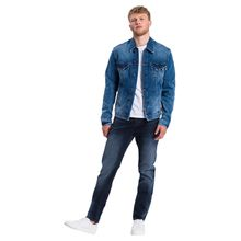 Cross Jeans - Tapered fit Jeans in Blue Black