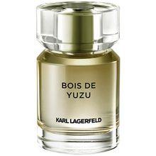 Karl Lagerfeld Herrendüfte Les Parfums Matières Bois de Yuzu Eau de Toilette Spray 50 ml
