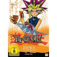 DVD Yu-Gi-Oh! - Season 4.1 Hörbuch