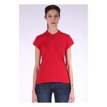 Kaporal Poloshirt Bluf mit gesticktem Element Poloshirts rot Damen