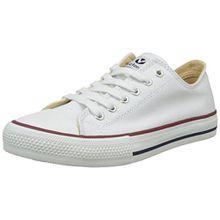 victoria Damen Zapato Basket Autoclave Hohe Sneaker, Weiß (Blanco), 38 EU