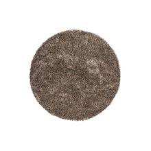 Teppich Diamond 700 Taupe Taupe Ø 160cm RUND 100% Polyester