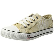 H.I.S Damen 151-020 Sneakers, Beige (Beige), 37 EU