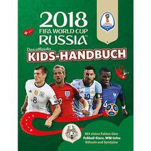 Buch - Das offizielle FIFA Fussball-Weltmeisterschaft Russland 2018 Kids-Handbuch