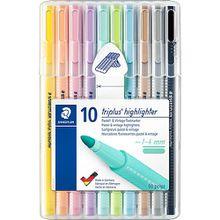 Staedtler Textsurfer triplus Box, 10 Farben