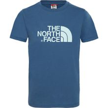 THE NORTH FACE T-Shirt 'Easy' opal / himmelblau