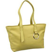 Liebeskind Berlin Handtasche Millenium 3 Shopper M Senf Yellow