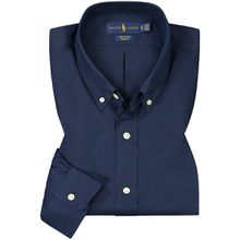 Polo Ralph Lauren Casualhemd Custom Slim Fit - Blau (M, S, XL)