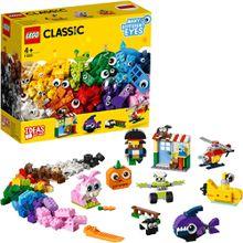 LEGO® Classic 11003 - Bausteine Witzige Figuren