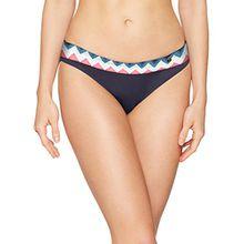 Lascana Damen Bikinihose Umschlaghose, Mehrfarbig (Multi Print 7692), 40