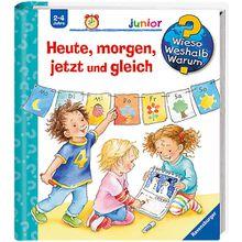 Buch - WWW junior Heute, morgen, jetzt und gleich
