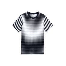 Crew-Neck T-shirt - Blue
