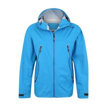 CMP Sportjacke MAN JACKET FIX HOOD Outdoorjacken blau Herren